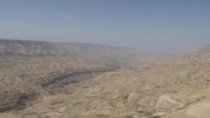 Auf dem Königsweg - Wadi Mujib