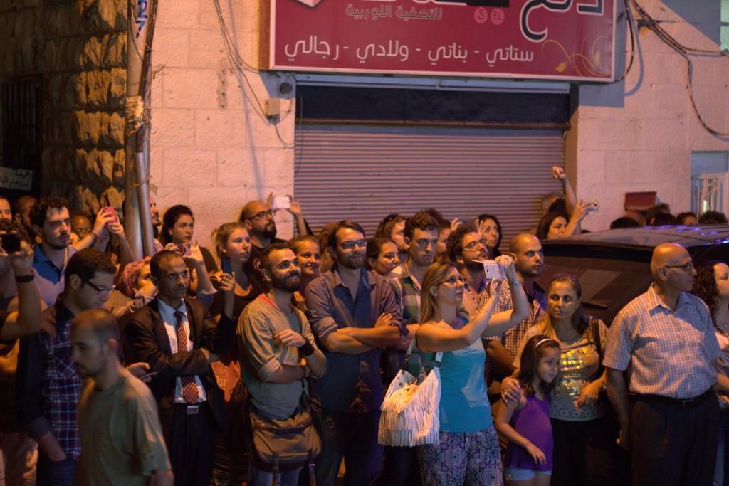Straßenkonzert in Amman